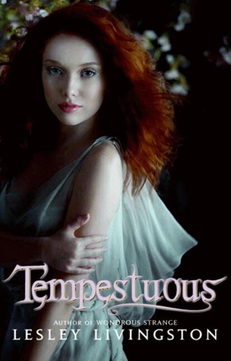Tempestuous by Lesley Livingston