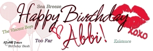 Abbi Glines Birthday Bash