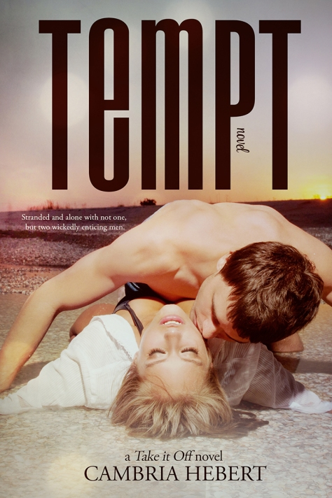 Tempt by Cambria Hebert -ebooksm