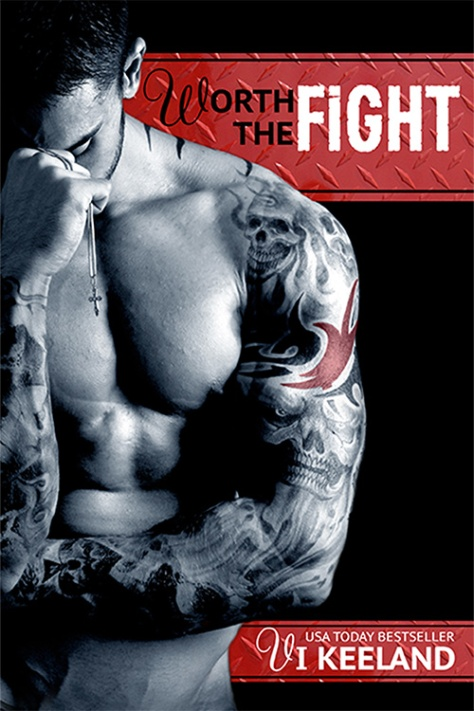 Worth the Fight Cover 500X750